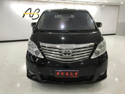 2011年1月 丰田 埃尔法 3.5L 豪华版图片