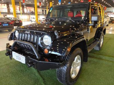 2012年5月 Jeep 牧马人(进口) 3.6L两门图片