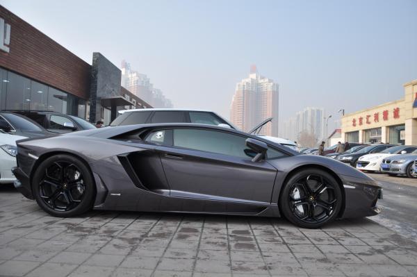 【北京】2012年11月 兰博基尼 埃文塔多 lp700-4 roadster 6.