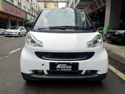 Smart Fortwo  Cabrio 1.0 MHD style版图片