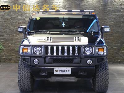 2009年1月 悍马 H2  6.2L图片