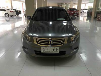 2011年1月 本田 雅阁 2.0L EX NAVI图片