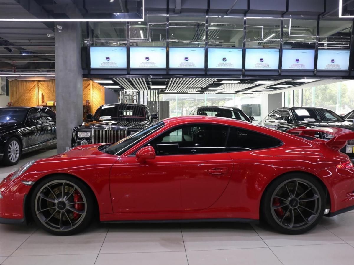 保时捷 911  2013款 GT3 3.8L 3.8L图片