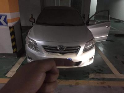 丰田 卡罗拉  2007款 1.6L GL