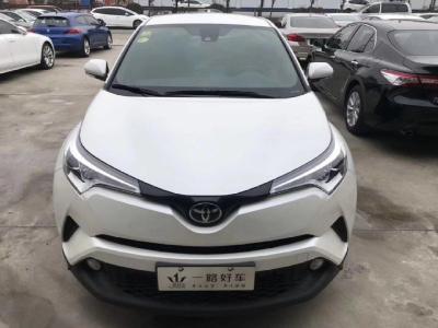 豐田 C-HR  2018款 2.0L 領先版 國V