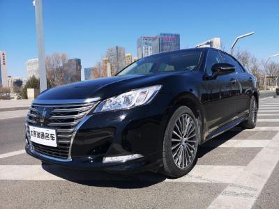 豐田 皇冠  2015款 2.0T 尊享版圖片