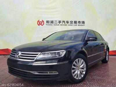 2013年5月 大众 辉腾(进口) 3.0L 商务型图片