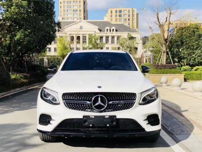 2018年4月 奔馳 GLC級(進口) GLC260 Coupe 2.0T 4MATIC圖片