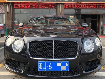 2013年8月 宾利 欧陆 GT 4.0T 标准版图片