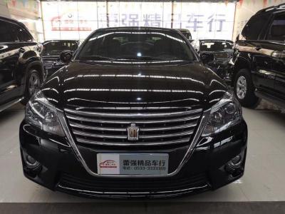 2014年6月 丰田 皇冠 2.5L 标准版图片