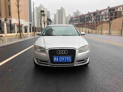 奥迪 奥迪A4  2007款 A4 1.8T舒适型图片