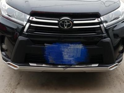 2018年5月 丰田 汉兰达 2.0T 两驱7座尊贵版图片