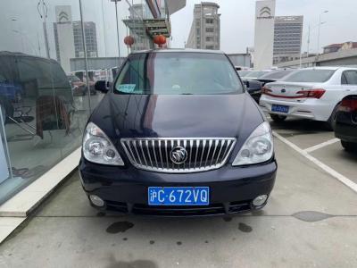 別克 GL8  2011款 2.4L LT豪華商務行政版