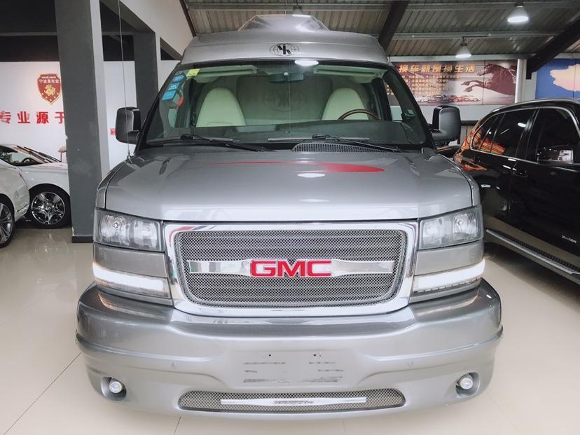 GMC 赛威  2013款 6.0 7座领袖级图片