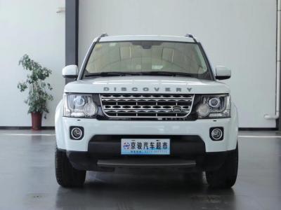 ?#22346;?发现  2015款 3.0T V6 SC Luxury HSE汽油版