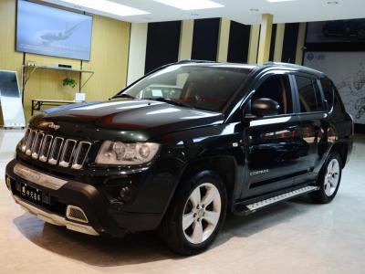 Jeep 指南者  2013款 2.4L CVT 运动版