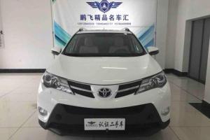 2015年1月   丰田 RAV4 图片