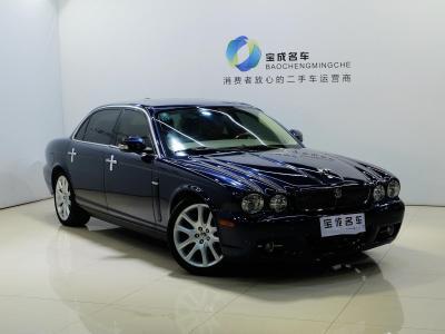 捷豹 XJ  2008款 3.0L 皇家加長版