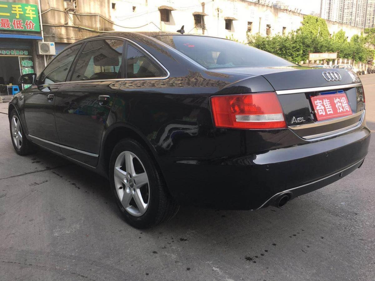 奧迪 奧迪A6L  2008款 A6L 2.8L舒適娛樂型圖片