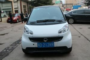 2014年6月 Smart Fortwo Coupe 1.0 MHD 标准版