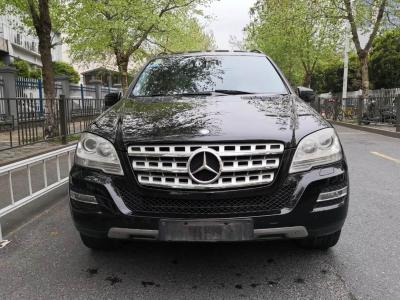 2011年9月 奔驰 ML级  ML300 3.0L 4MATIC?#35745;?/>                         <div class=