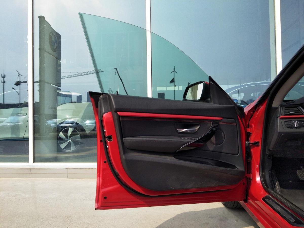 宝马 宝马3系  2016款 320i 2.0T 运动设计套装 旅行版图片