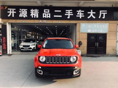 Jeep 自由俠  2017款 180T DCT高能版圖片
