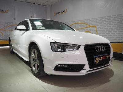 2013年7月 奥迪 奥迪A5(进口) Coupe 40 TFSI图片