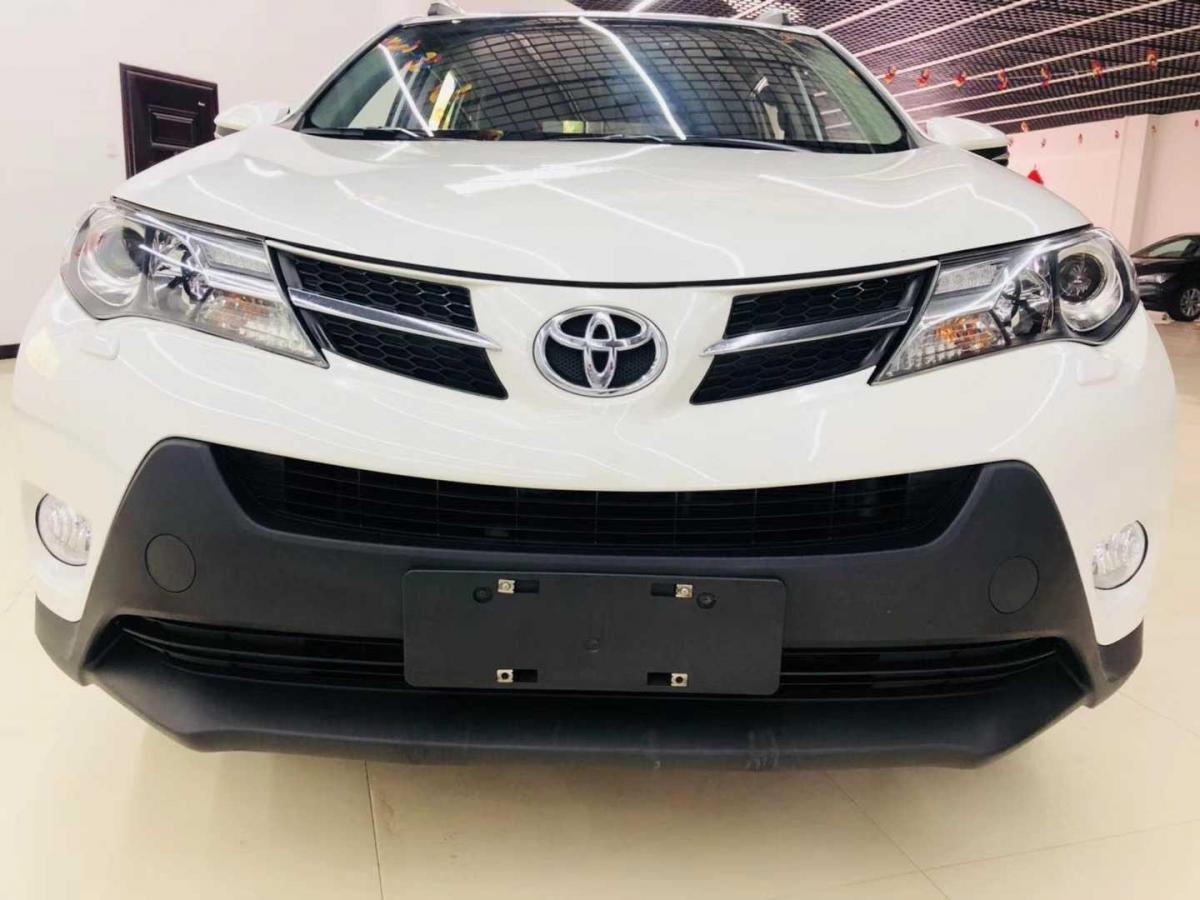 丰田 RAV4荣放  2015款 2.5L 自动四驱豪华版图片