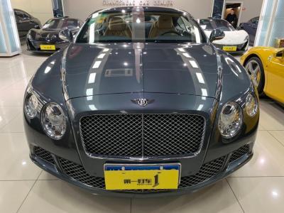 2013年1月 宾利 欧陆 6.0T GT W12图片