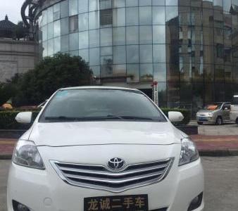丰田 威驰  1.6 GL-i 天窗版图片