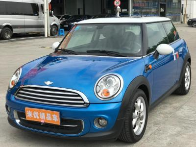 2012年4月 MINI MINI  1.6L COOPER Excitement图片