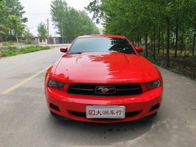 2012年6月 福特 Mustang(进口) 3.7L V6自动豪华型图片
