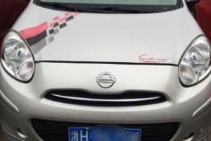 2011年11月 日产 玛驰 1.5 XL 易炫版图片