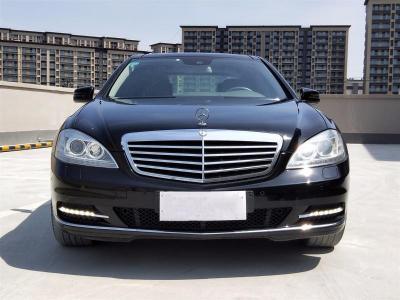 奔馳 奔馳S級  2012款 S 300 L 豪華型 Grand Edition圖片