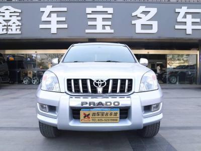 2005年8月 丰田 普拉多  4.0L ?#36828;疓X豪华版图片