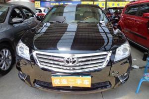2011年5月 丰田 凯美瑞 2.4 240G 豪华型周年纪念版图片