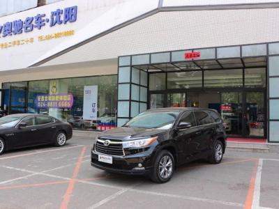 2015年7月 丰田 汉兰达 2.0T 两驱精英版 5座图片