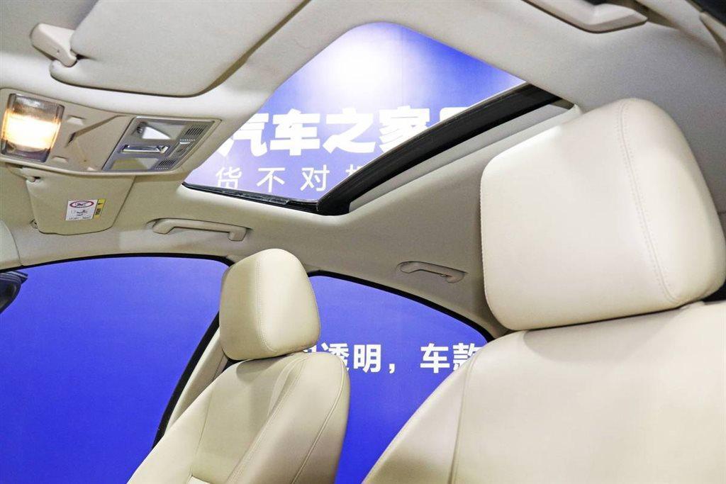捷豹 XF  2014款 2.0T 风华版图片