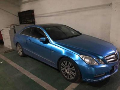 奔驰 E级 E260 CGI Coupe 1.8T