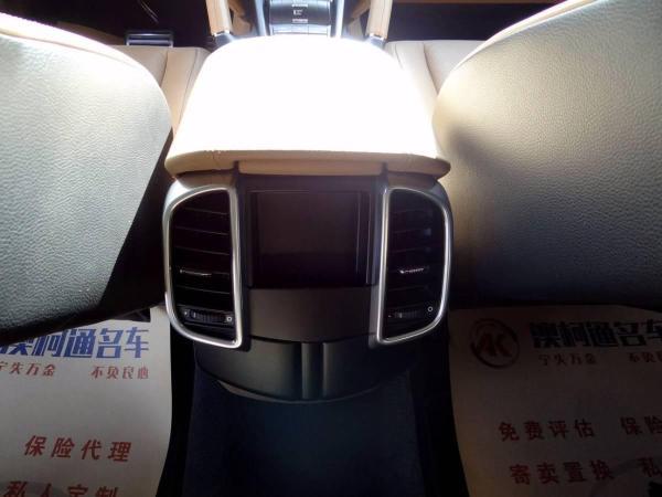 保时捷 卡宴  S E-Hybrid 3.0T图片