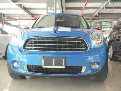 2013年6月 MINI COUPE  1.6L Countryman图片