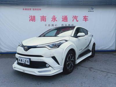 2018年11月 丰田 C-HR 2.0L 豪华版 国VI图片