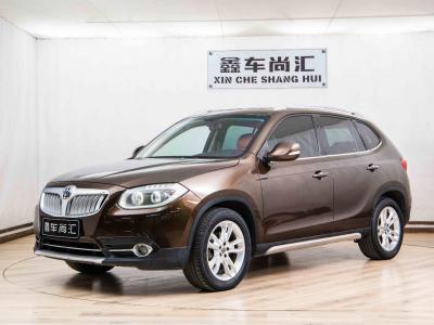 中華 V5  2012款 1.6L 自動豪華型