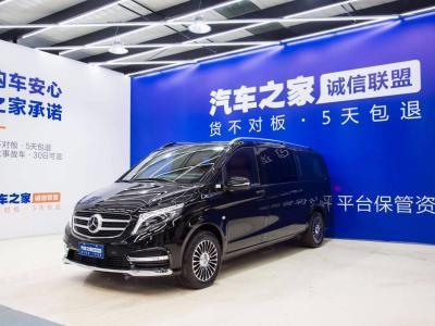 2019年5月 奔驰 威霆 2.0T 精英版 7座图片