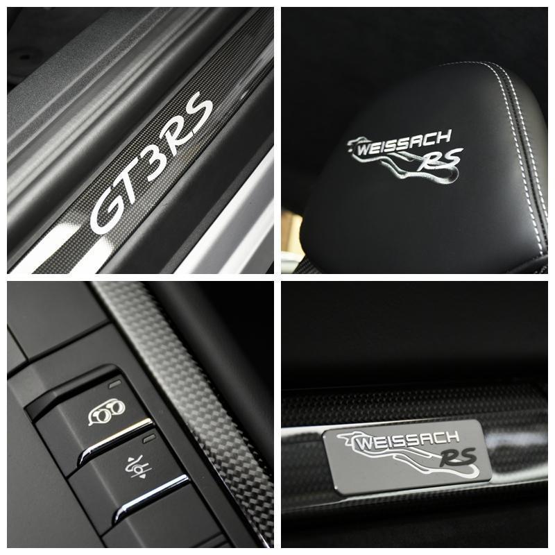 保时捷 911  2018款 GT3 RS 4.0L图片