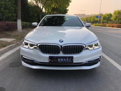2018年6月 宝马 宝马5系 530Li 2.0T尊享型 豪华套装图片
