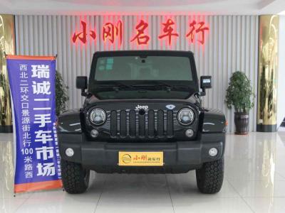 Jeep 牧馬人  2014款 3.0L 四門