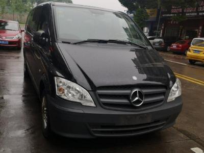 2013年3月 Benz vito 2.5L 商务版图片