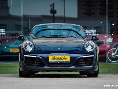 保時捷 911  2016款 Carrera S 3.0T圖片